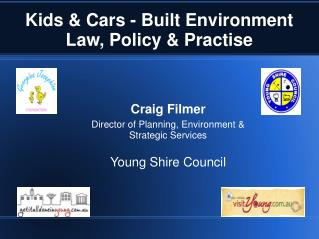 Kids & Cars - Built Environment Law, Policy & Practise