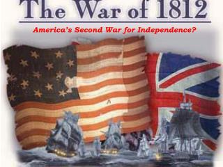 America's Second War for Independence?