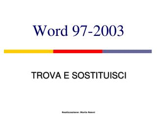 Word 97-2003