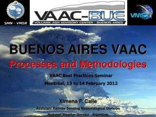 BUENOS AIRES VAAC