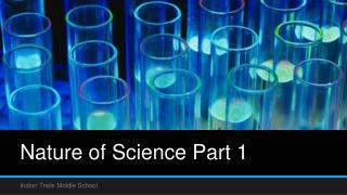 Nature of Science Part 1