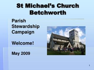 St Michael's Church Betchworth