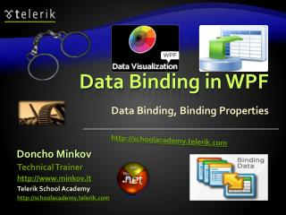 Data  Binding in WPF