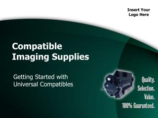 Compatible Imaging Supplies