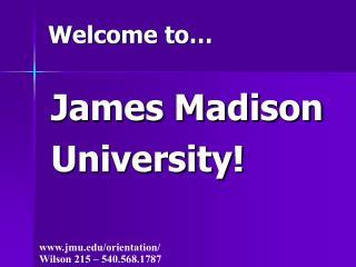 www.jmu.edu/orientation/