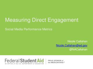Measuring Direct Engagement