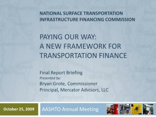 AASHTO Annual Meeting