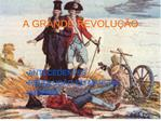 A GRANDE REVOLU  O