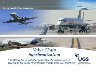 Value Chain Synchronization