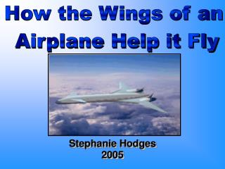 Stephanie Hodges 2005