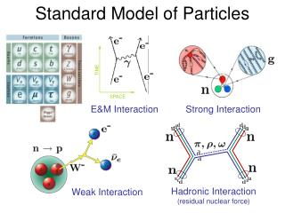 Standard Model of Particles