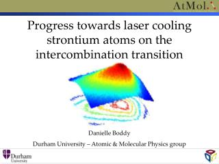 Progress towards laser cooling strontium atoms on the intercombination transition