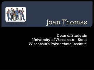 Joan Thomas
