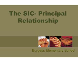 The SIC- Principal Relationship