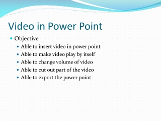 Power point file