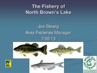 The Fishery of  North Brown's Lake