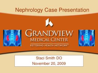 Nephrology Case Presentation