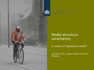 Model structure uncertainty A matter of (Bayesian) belief?