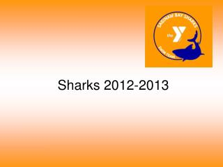 Sharks 2012-2013