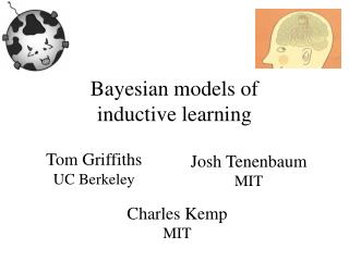 Bayesian models of  inductive learning