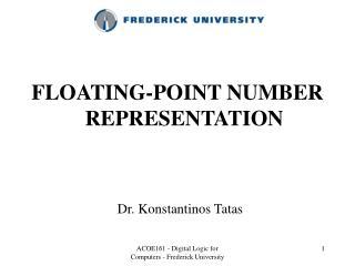 Dr. Konstantinos Tatas