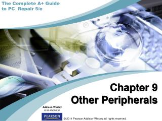 Chapter 9 Other Peripherals
