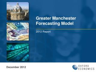 Greater Manchester Forecasting Model