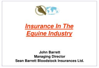 Insurance In The Equine Industry