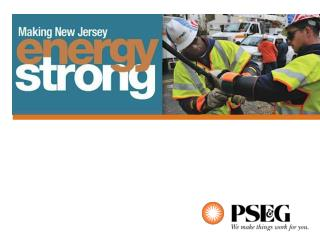 Why Make NJ Energy Strong?