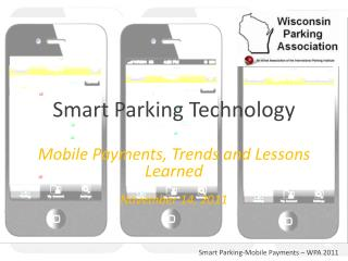 Smart Parking Technology