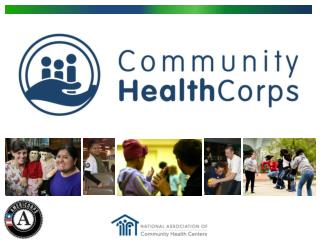 Welcome to Community  HealthCorps !