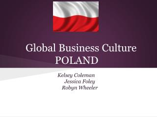 Global Business Culture POLAND
