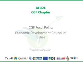 BELIZE CGF Chapter