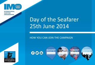 Day of the Seafarer 25th June 2014