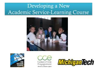 Developing a New  Academic Service-Learning Course