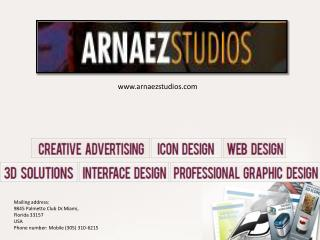 Arnaez studio - Best creativity provider for companies and p