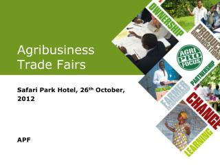 Agribusiness Trade Fairs
