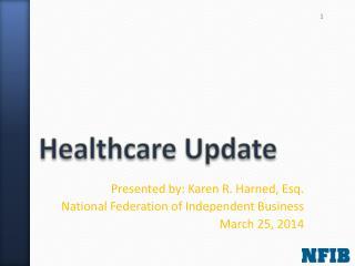 Healthcare Update