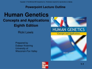 Chapter 5: Genetics  and Cellular Function