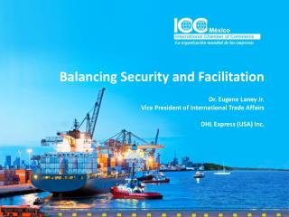 Balancing Security and Facilitation