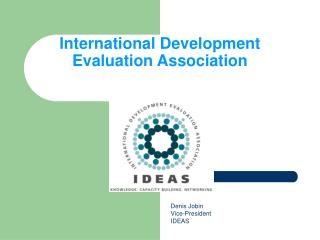 International Development Evaluation Association