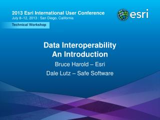 Data Interoperability An Introduction