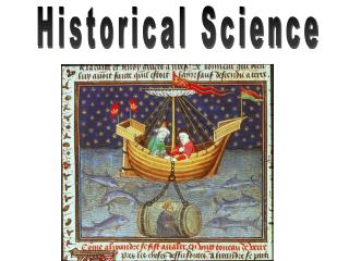 Historical Science