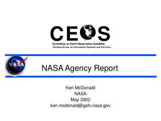 NASA Agency Report