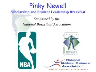 Pinky Newell Scholarship and Student Leadership Breakfast