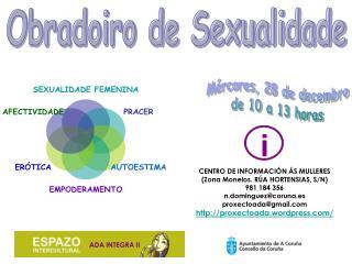 Obradoiro de Sexualidade