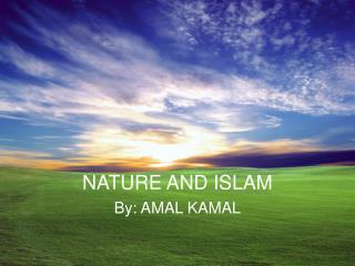 NATURE AND ISLAM