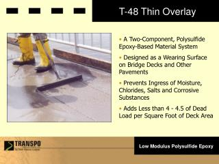 T-48 Thin Overlay