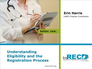 Understanding Eligibility and the Registration Process