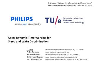 Using Dynamic Time Warping for  Sleep and Wake Discrimination
